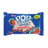 Pop Tarts, 3.67 Oz., 6/BX, Strawberry by Kellogg's