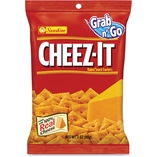 Cheez-It Snack Crackers, 3 oz., 6/BX, Original by Keebler
