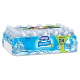 Nestle Purelife Water, 8oz., 24/CT, Blue by Pure Life