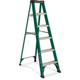 Ladder,Step,Fiberglsii,6' by Davidson ladders