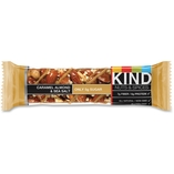 Caramel Almond/Sea Salt Bars, 1.4oz., 12/BX by KIND