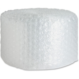 "Bubble Cushioning, Hvy-Dty, 1/2"", 12""X65', 1Rl/Ct, Cl by Sparco"