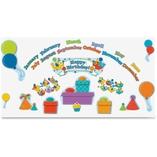 Birds Birthday Bulletin Board Set, Prek/5, 42Pc/St, Mi by Carson-Dellosa