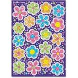 Stickers, Flower Power, Large, 40 Ea/Pk, Mi by Trend