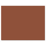 Railroad Board, 4-Ply, 22 x 28, Brown 25 Sheets/CT by PACON CORPORATION