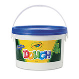 Modeling Dough Bucket, 3 lbs., Blue by BINNEY & SMITH / CRAYOLA