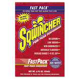Fast Pack Drink Package, Fruit Punch, .6oz Packet, 200/Carton by SQWINCHER CORP