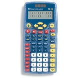 TI-15 Explorer Calculator with Fraction Capabilities