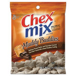Chex Mix Muddy Buddies, 4.5oz Bag, 7 Bags/Pack by GENERAL MILLS