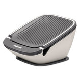 I-Spire Series Tablet SuctionStand, 5 x 5 3/4 x 3 3/8, White/Gray by FELLOWES MFG. CO.
