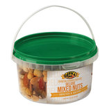 All Tyme Favorite Nuts, Deluxe Nut Mix, 11oz Tub by OFFICE SNAX, INC.