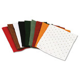 One Pound Felt Sheet Pack, Rectangular, 9 x 12, Assorted Colors by THE CHENILLE KRAFT COMPANY