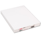 Heavyweight Tagboard, 12 x 9, White, 100/Pack by PACON CORPORATION