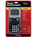 TI-84 Plus Graphing Calculator (with preloaded apps for high school math and science)