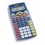 TI-15 Explorer Calculator with Fraction Capabilities (White Box)