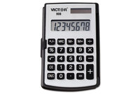 Victor Technology, LLC 908 908 Portable Pocket/Handheld Calculator, 8-Digit LCD by VICTOR TECHNOLOGIES