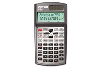 Victor Technology, LLC V34 V34 Advanced Scientific Calculator, 10-Digit LCD by VICTOR TECHNOLOGIES