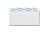 "QUALITY PARK PRODUCTS CO141 Business Envelope,Side Seam,24 lb,4-1/8""x9-1/2"",White Wove by Quality Park"