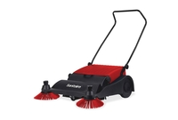 "Electrolux Home Care Products SC435 Vacuum Sweeper, 32"" Wide, 37""x32""x16"", Red/Black by Sanitaire"