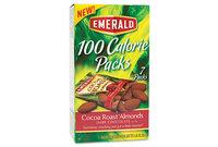 DIAMOND CRYSTAL BRANDS 84325 100 Calorie Pack Dark Chocolate Cocoa Roast Almonds, .63oz Packs, 7/Box by DIAMOND FOODS
