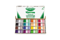 BINNEY & SMITH / CRAYOLA 588201 Non-Washable Classpack Markers, Broad Point, 16 Assorted Colors, 256/Box by BINNEY & SMITH / CRAYOLA