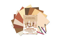 PACON CORPORATION 9509 Multicultural Construction Paper, 76 lbs., 9 x 12, Assorted, 50 Sheets/Pack by PACON CORPORATION