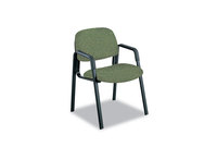 Safco Products 7046GN Cava Urth Collection Straight Leg Guest Chair, Green by SAFCO PRODUCTS