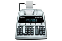 Victor Technology, LLC 1240-3A 1240-3A Antimicrobial Printing Calculator, Black/Red Print, 4.5 Lines/Sec by VICTOR TECHNOLOGIES