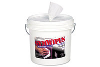2XL CORPORATION, INC. TXL L37 Antibacterial Gym Wipes, 6 x 8, Unscented, 700/Bucket, 2 Buckets/Carton by 2XL CORPORATION, INC.