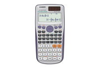 Casio Computer Co., Ltd FX115ESPLUS FX-115ESPLUS Advanced Scientific Calculator, 10-Digit Natural Textbook Display by CASIO, INC.