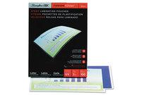 Swingline 3200715 Fusion EZUse Premium Laminating Pouches, 3 mil, 11 1/2 x 9, 100/Box by SWINGLINE