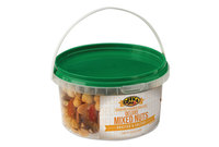 Office Snax 00054 All Tyme Favorite Nuts, Deluxe Nut Mix, 11oz Tub by OFFICE SNAX, INC.