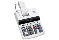 Canon, Inc 9932B001 CP1200DII Two-Color Commercial Desktop Printing Calculator, Black/Red Print by CANON USA, INC.