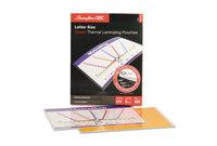 Swingline 3200716 Fusion EZUse Premium Laminating Pouches, 5 mil, 11 1/2 x 9, 100/Box by SWINGLINE