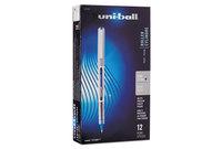Sanford, L.P. 60134 Vision Roller Ball Stick Waterproof Pen, Blue Ink, Fine, Dozen by SANFORD