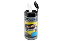 Fellowes, Inc 5703702 Laminating Roller Wipes, For Jupiter & Venus Laminators, 50/Canister by FELLOWES MFG. CO.