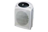 HOLMES PRODUCTS HFH422-UM 1500W Heater Fan w/ALCI Heater, Plastic Case, 10 1/4 x 6 1/2 x 12 1/2, White by HOLMES PRODUCTS