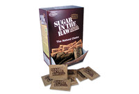 Office Snax 00319 Unrefined Sugar Made From Sugar Cane, 200 Packets/Box by OFFICE SNAX, INC.