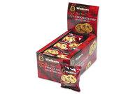 Walkers Shortbread Ltd W536 Shortbread Cookies, Chocolate Chip, 2 Cookies/Pack, 24 Packs/Box by WALKERS SHORTBREAD LTD.