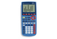 TEXAS INSTRUMENTS INC. 73VSII/CBX TI-73 Explorer Overhead Projectable ViewScreen Graphing Calculator (with Panel and Carrying Case)