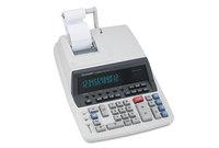 Sharp Electronics QS2770H QS-2770H Two-Color Ribbon Printing Calculator, Black/Red Print, 4.8 Lines/Sec by SHARP ELECTRONICS