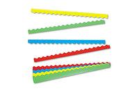 TREND ENTERPRISES, INC. T9001 Terrific Trimmers Border Variety Pack, 2 1/4 x 39, Assorted Colors, 48/Set by TREND ENTERPRISES, INC.