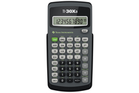 TEXAS INSTRUMENTS INC. 30XA/TBL/1L1 TI-30Xa Scientific Calculator (General Math and Science Functionality)