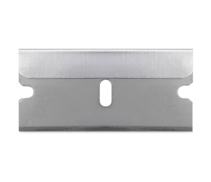 Sparco Products 01485 Single Edge Replacement Blades, 5/PK, Silver by Sparco