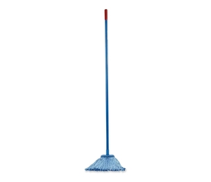 "IMPACT PRODUCTS, LLC 26K16 Mop Combo Kit,w/2 No.16 Mop Heads,54""Handle,Screw Type,BE by Layflat"