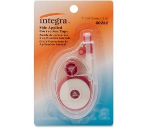 "Integra 60232 Correction Tape, Side Apply, 1/5""x394"", Smoke Dispenser by Integra"