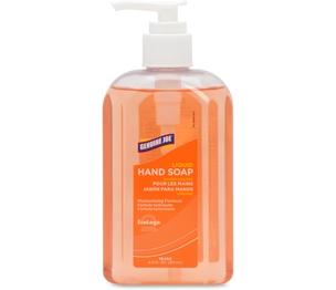 Genuine Joe 10456 Moisturizing Liquid Hand Soap,Pump Bottle,8.5 oz. by Genuine Joe