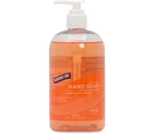 Genuine Joe 10457 Moisturizing Liquid Hand Soap,Pump Bottle,16 oz. by Genuine Joe