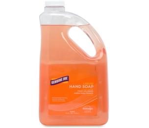 Genuine Joe 10458 Moisturizing Liquid Hand Soap,Refill Bottle,64 oz. by Genuine Joe