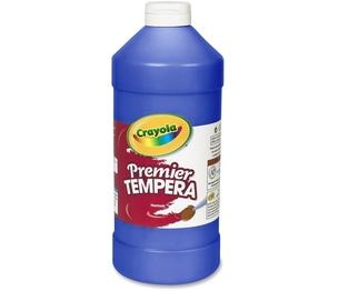 Crayola, LLC 54-1232-042 Premier Tempera Paint by Crayola